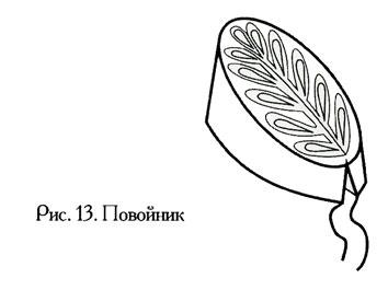 Русский народный головной убор женский своими руками выкройка 50
